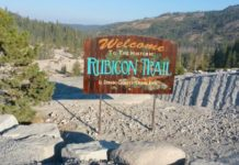 How long does it take to drive the Rubicon trail