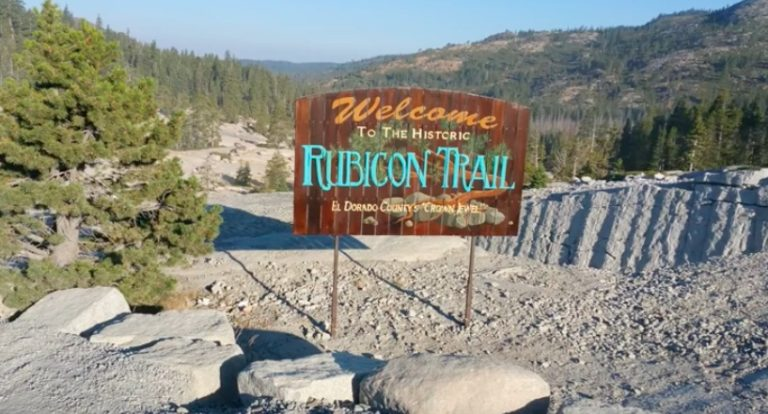 How Long Does It Take to Drive the Rubicon Trail?