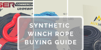 Synthetic Winch Rope Buying Guide