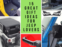 15 Great Gifts for Jeep Lovers