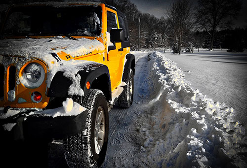 Are Jeep Wranglers Good Winter Vehicles