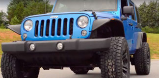 How Much Does It Cost to Lift a Jeep Wrangler