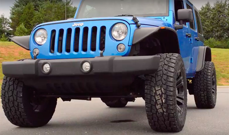 How Much Does It Cost To Lift A Truck >> How Much Does It Cost To Lift A Jeep Wrangler Two Options