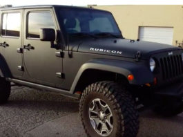 How Much Does It Cost to Wrap a Jeep Wrangler