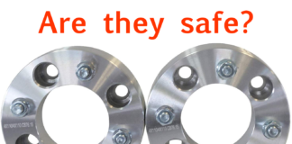 Are atv wheel spacers safe