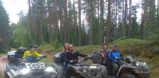How much does it cost to rent an ATV