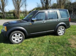 2006 Land Rover Discovery 3 Exterior Side