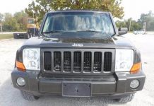 Jeep Commander front