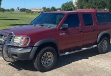 Nissan Frontier Front