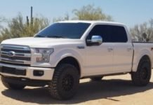 Ford F150 3