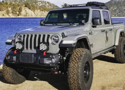 How Much Does It Cost to Lift a Jeep Gladiator TJ