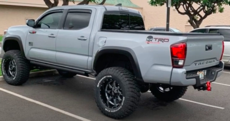 How Much Does It Cost to Lift a Toyota Tacoma?