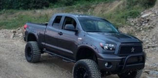 How Much Does It Cost to Lift a Toyota Tundra