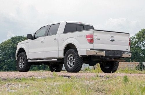 Lifted Ford F150 3