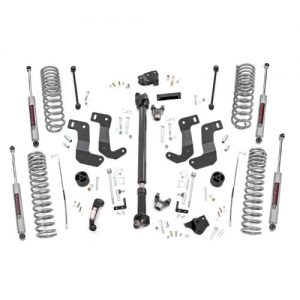 ROUGH COUNTRY 6 GLADIATOR SUSPENSION LIFT KIT WITH N3 SHOCKS