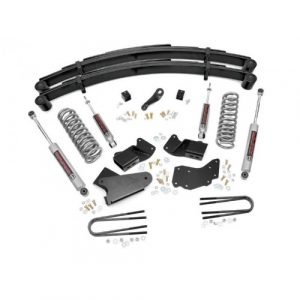 ROUGH COUNTRY 4 SUSPENSION LIFT KIT
