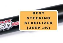 Best Steering Stabilizer for the Jeep JK